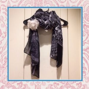 Accessories - 🌺DARK DEER PRINT SCARF MULTI PURPOSE SHAWL BOHO